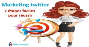 7 étapes failces pour réussir son marketing sur twitter