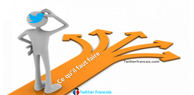 Ce quil faut faire pour le marketing -twitter