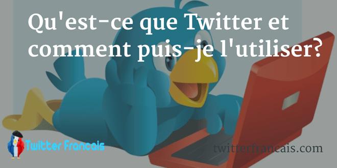 Qu'est-ce que Twitter et comment puis-je l'utiliser?