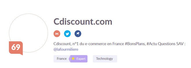 cdiscount-klout