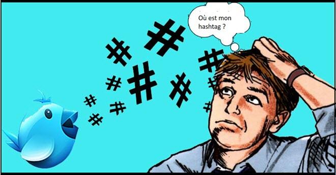 Pourquoi mon hashtag n'apparaisse pas