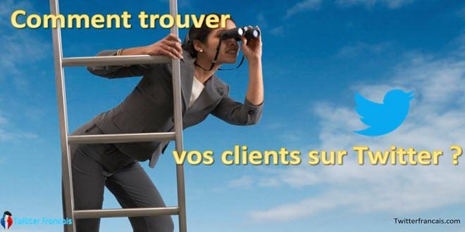 Comment trouver des clients sur twitter