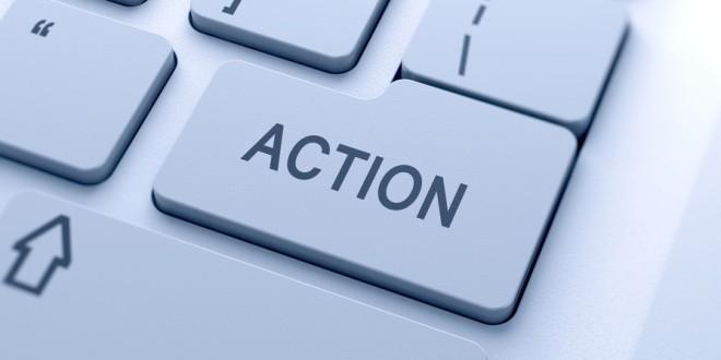 Utiliser des mots d'actions